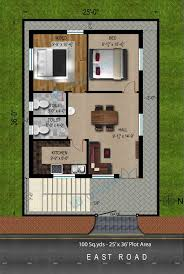 900 sq ft house plans east facing