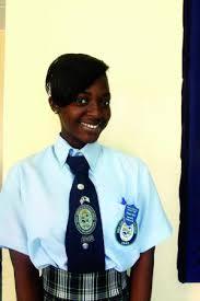 Catching Up With: Doris Johnson Senior School head girl Dwaneika ...