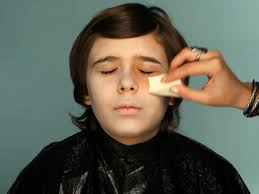 vire halloween makeup for kids