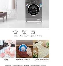 Thùng giặt máy giặt mini có thể gấp gọn tua bin xoáy tiếng ồn thấp ...