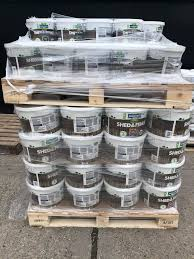 More Fence Paint Just Arrived It S Glenwood Decorating Supplies Facebook