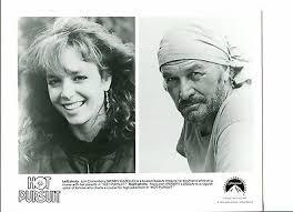 Wendy Gazelle Robert Loggia Hot Pursuit Original Movie Still Press Photo    eBay
