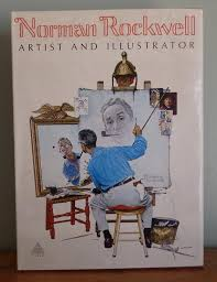 norman rockwell artist and ilrator