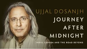 Former B.C. premier Ujjal Dosanjh reveals life details in memoir | CBC News