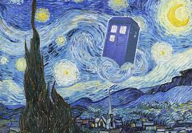 van gogh doctor who starry night