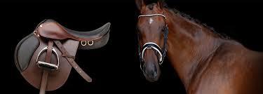 custom leather western horse saddle