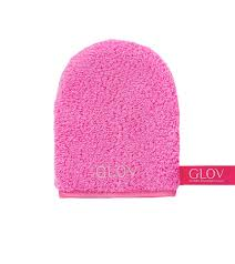 go makeup remover glove party pink