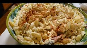 Best Crab/Seafood Pasta Salad Recipe ...
