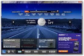 dual layer dvd weather channel desktop