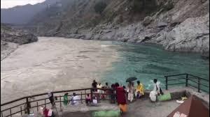 Devprayag - Sangam of Alaknanda & Bhagirathi River - YouTube