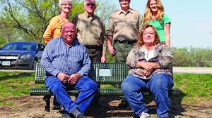 Bench dedicated for Sellers family for Lake Manawa Clean-Up Day | Local  News | nonpareilonline.com