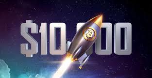 RE: Bitcoin To Break $10,000 Very Soon?