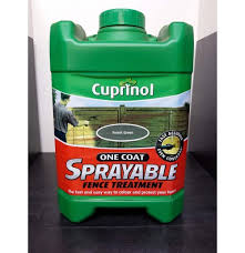 Cuprinol Sprayable Forest Green