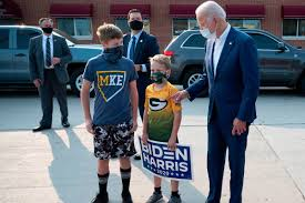 The Biden Harris 2020 Campaign in Photos | America 2020