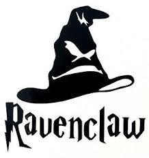 Harry Potter Ravenclaw Sorting Hat Vinyl Decal Sticker Ideal For Mugs Glasses Ebay