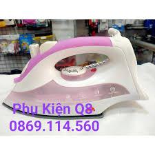 Bàn ủi khô/hơi nước Kim Cương T620, công suất 1000W