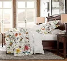 patterned duvet cover sham