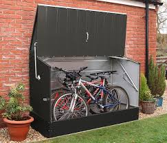 Best Bike Shed Secure Practical And Weatherproof The Best Bike Lock