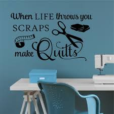 Pin On Popular Wall Decor For Craft Or Sewing Rooms