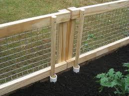 Diy Raised Bed Removable Pest Gate Vegetable Gardener Garden Boxes Raised Building A Raised Garden Raised Garden