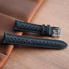 handmade leather watch strap 18mm 19mm