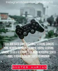 quotes harian gamers facebook