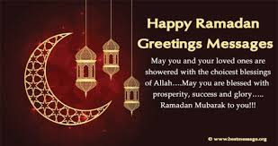 Happy Ramadan Messages, Ramadan Wishes, Greetings and Quotes ...
