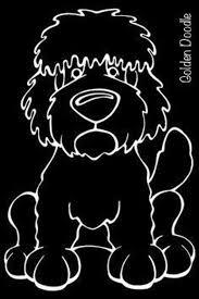 Dog Breed Car Decal 5 Golden Doodle Pitbull Rottweiler Etsy Goldendoodle Doodle Dog Doberman Pinscher