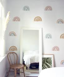 Mini Ombre Rainbows Rainbow Wall Stickers Kids Room Wall Stickers Rainbow Decal