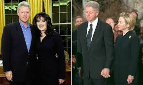 Bill Clinton reveals how 'grateful' he is Hillary didn't leave him over  Monica Lewinsky