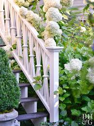 How To Install Deck Railing Posts Better Homes Gardens