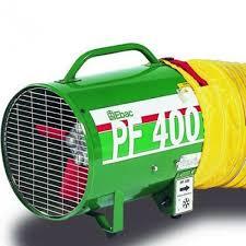 fume dust extractor 300mm