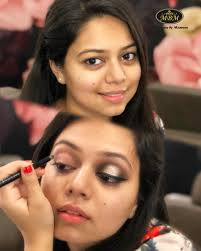self makeup course makeovers by manveen