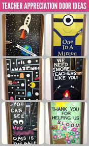 teacher appreciation door decorating
