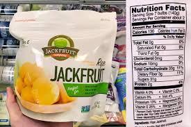 what is jackfruit health benefits