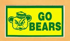 Baylor Bears Ncaa Decals For Sale Ebay