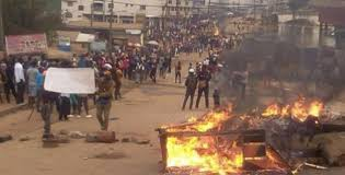Cameroon: Anglophone crisis, the youth bear witness