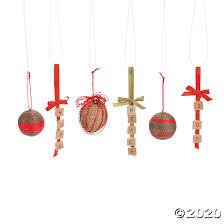 diy clear round ornaments