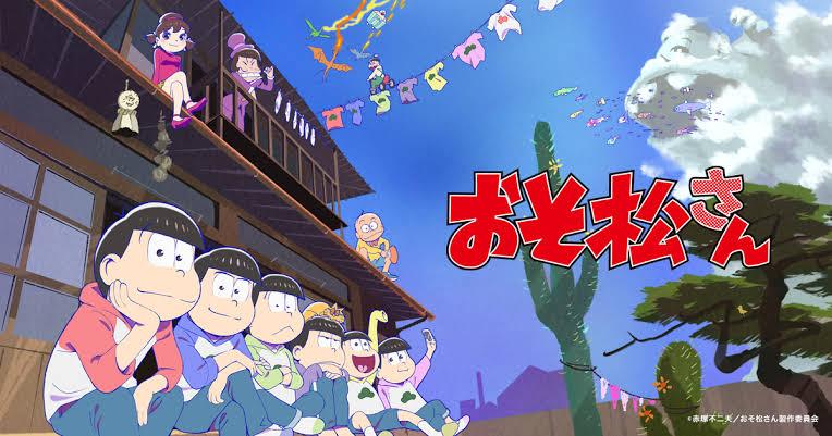 「アニメ おそ松さん」の画像検索結果
