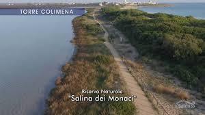 Salina dei Monaci a Torre Colimena - YouTube