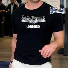 edmonton oilers legends team t shirt