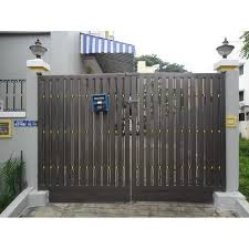 Fab Tech Mild Steel Ms Square Tube Gate For Home Rs 150 Kg Fab Tech Id 10668669948