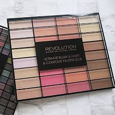 makeup revolution blush and light and