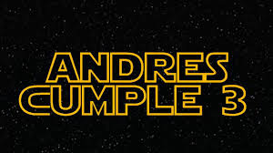 Invitacion De Cumpleanos De Star Wars Modelo Clasico