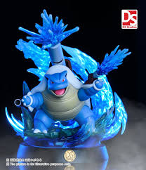 Mega Blastoise - Pokemon Resin Statue - DS Studios [In Stock] – FavorGK