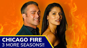 CHICAGO FIRE is renewed for SEASON 9 and TWO MORE Seasons, NBC ...