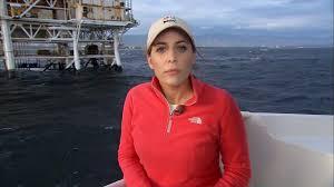 Hallie Jackson Reports From Off the Santa Barbara Coast