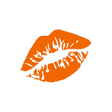 10 7 5 Cm Orange Color Lips Kiss Decal Auto Car Body Stickers And Decals Car Styling Decoration Door Window Vinyl Stickers Car Stickers Aliexpress