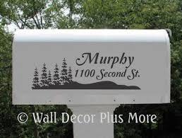 Decor Decals Stickers Vinyl Art Vinyl Decal Gift Decor Wedding Personal Monogram Tile 12x12 Style 2 Stand Opt Home Garden Vibranthns Lk