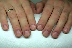 Meski Manicure Manicure Hybrydowy Makijaz Salon Kosmetyczny W